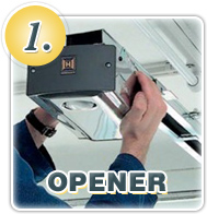 Centennial Garage Door  Openers services